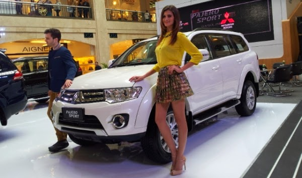New Mitsubishi Pajero Sport V6 3.0 220PS