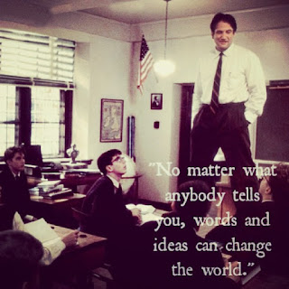 Picture from the film Dead Poet's Society