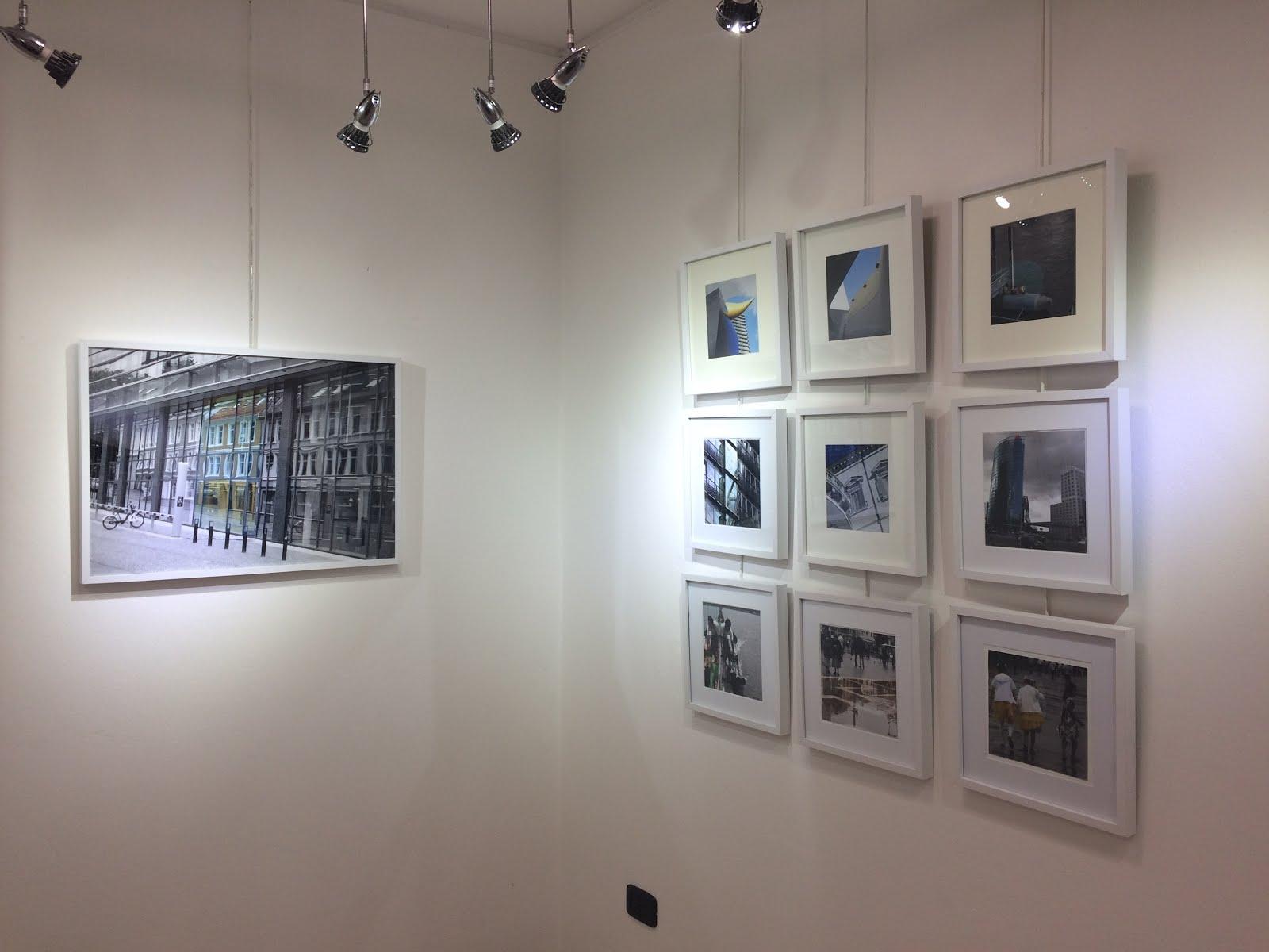 OLTRE LA FOTO mostra personale Galleria Viol@rte