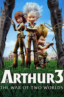 Arthur 3: The War of the Two Worlds (2010) 1080p