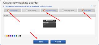 Cara Mendaftar Blog Ke Histats Dengan Mudah