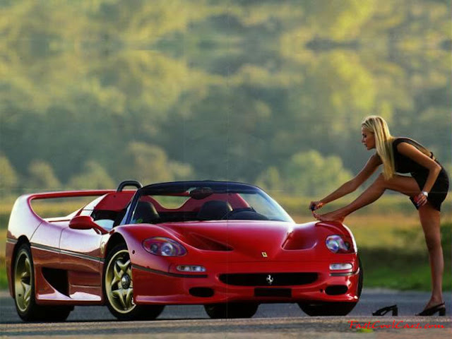 Cool cars Ferrari car desktop