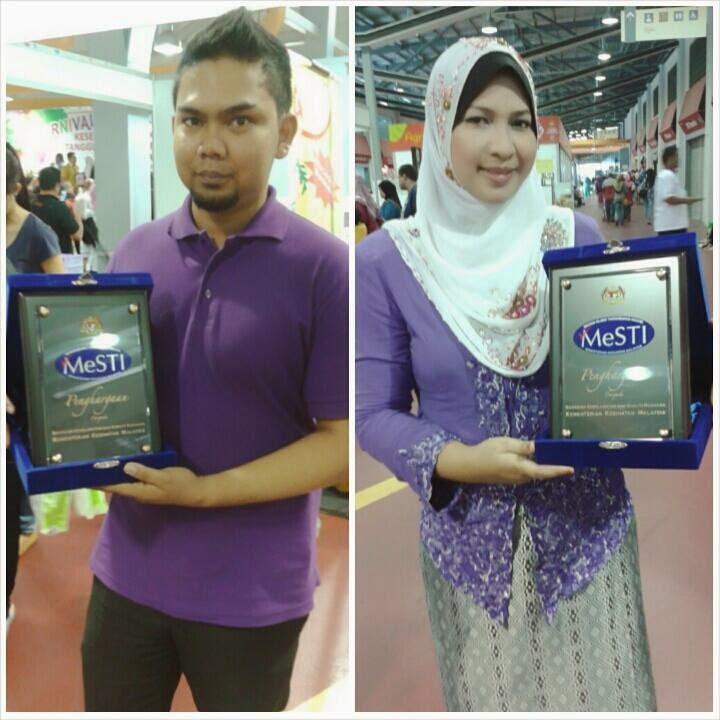 Anugerah MESTI dari KKM