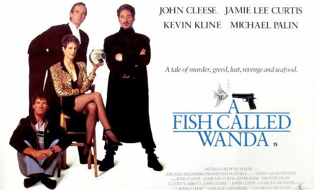 Un pez llamado Wanda (1988)