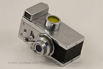 Steky Model III 16mm Miniature Spy Camera by Dakota Visions Photography LLC