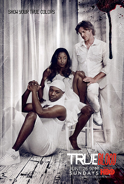 true blood poster season 4. True Blood - Season 4 Posters