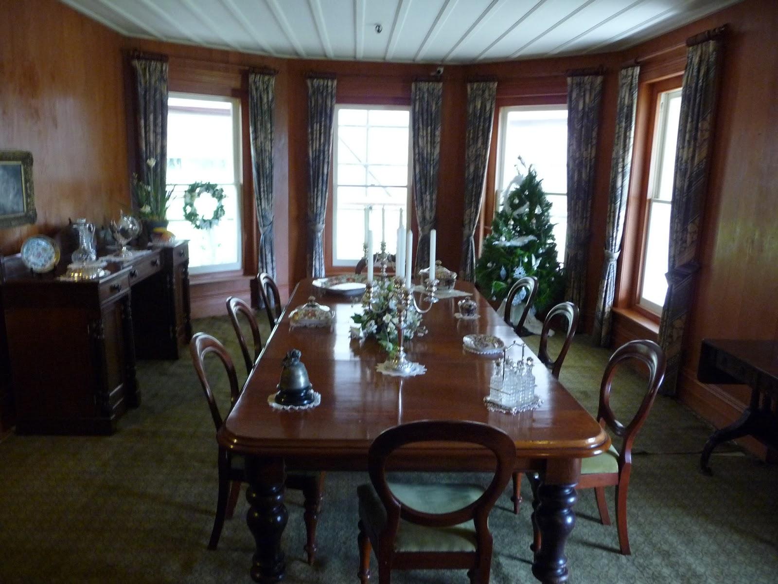 Mansion House Cafe Kawau Island