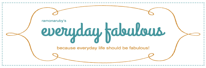 Everyday Fabulous | Because Everday Life Should be Fabulous | www.fabeveryday.com