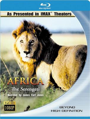 IMAX Africa The Serengeti (1994) 720p BRRip 827MB mkv Latino AC3 5.1 ch