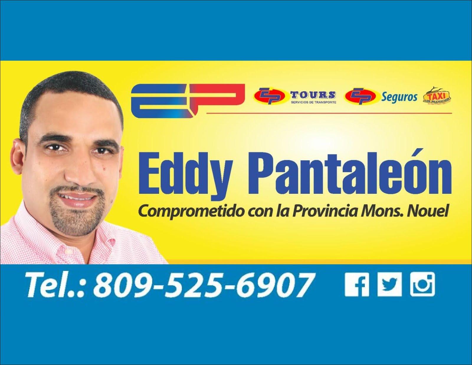 EMPRESAS DE EDDDY PANTALEON