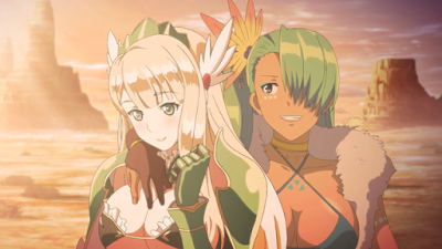 Bikini Warriors Episode 8 Subtitle Indonesia
