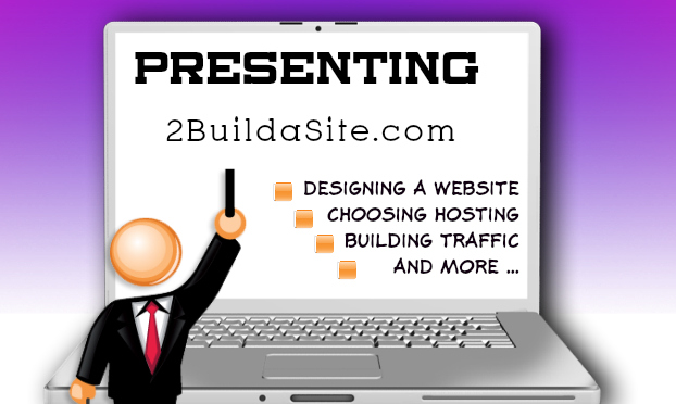 Want 2 Build a Site ?