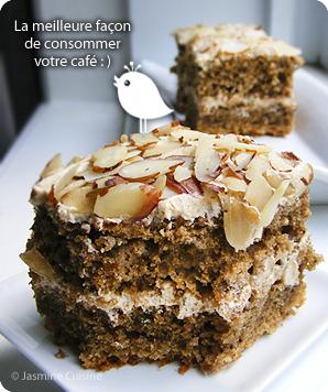 G teau au caf jasmine cuisine - Recette de cuisine drole ...