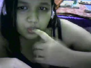 Foto Hot Nakalnya Tante Girang Nindi Lagi Show Webcam