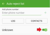 how_to_block_unwanted_private_calls_android (NO ROOT)