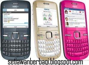 Spesifikasi Nokia C3 Tidak Selengkap Smartphone Lain Sekelas E Series Namun Begitu Mengurangi Kelngkapan Fitur Di Dalamnya