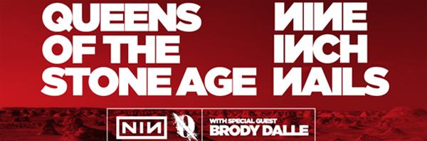 Brody Dalle anuncia turnê com NIN e QOTSA