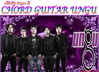 Lirik Lagu dan Chord Gitar Ungu I Need you