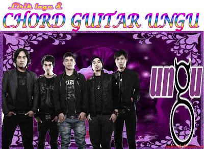 Chord Guitar Ungu Demi Waktu