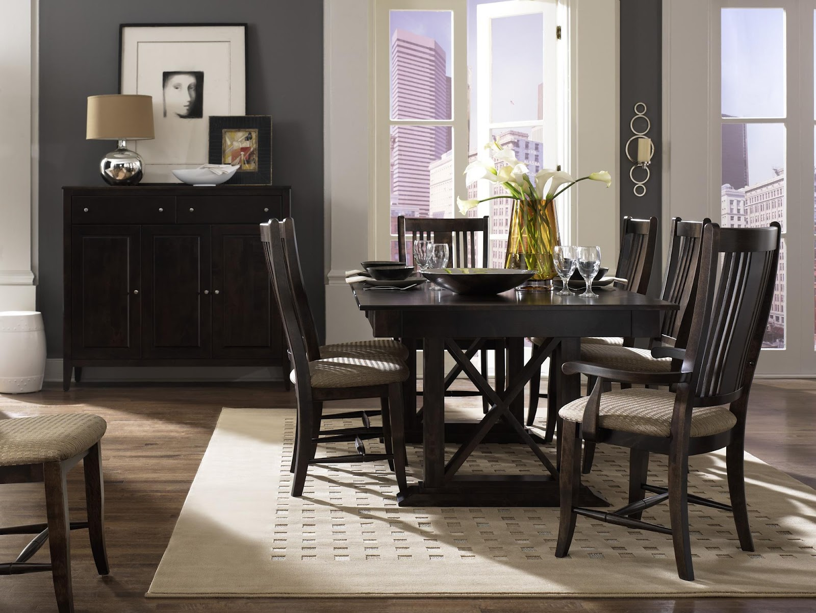 Save on dining room sets at JCPenney Shop dining sets by top brands today! FREE shipping available