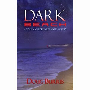 dark beach book, dark beach, doug burris