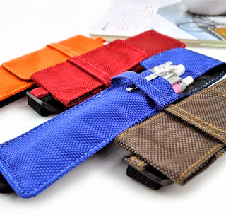 notebook pen jackets at CoolPencilCase.com