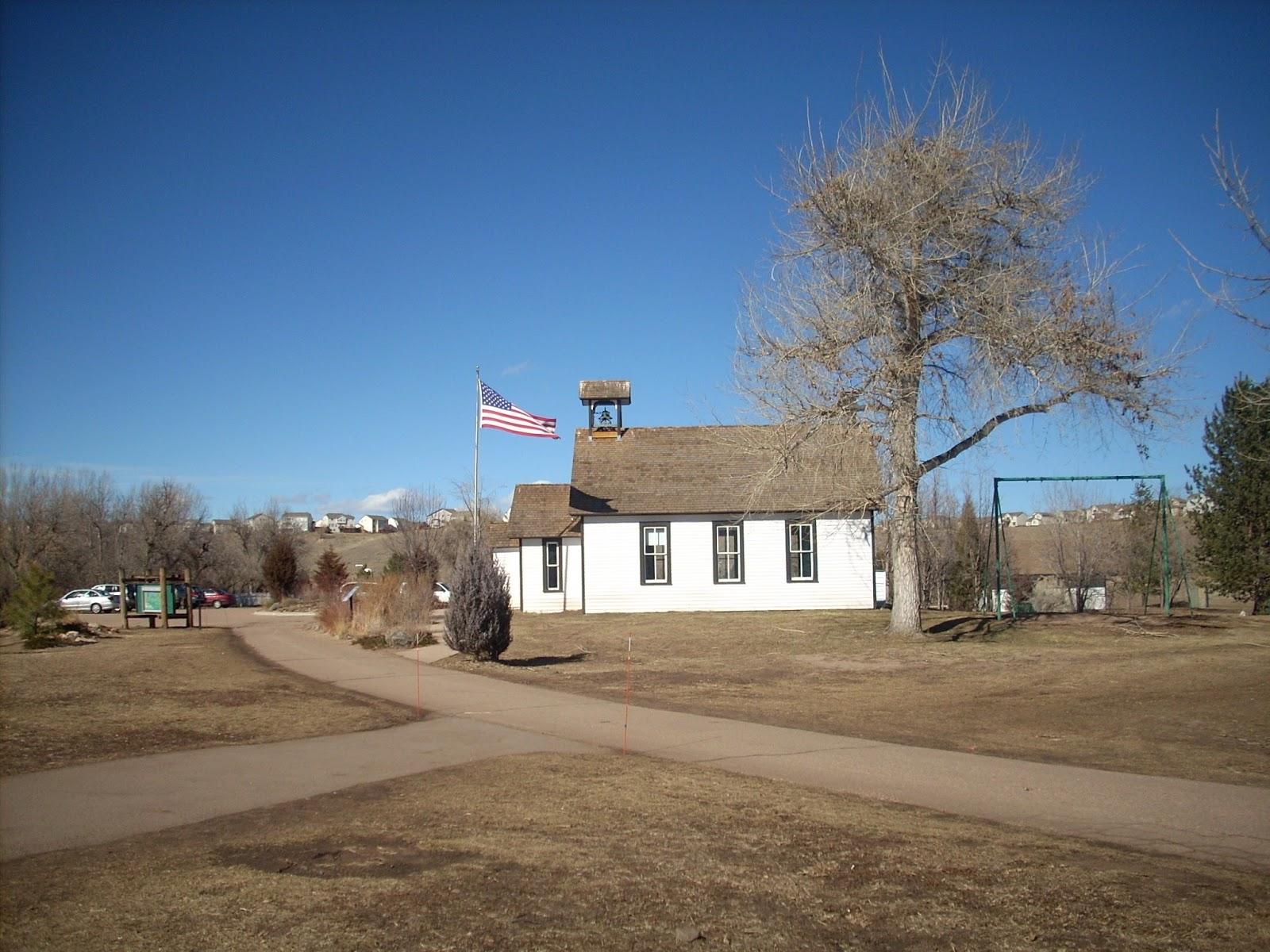 Explore Colorado Chatfield Botanic Gardens The School