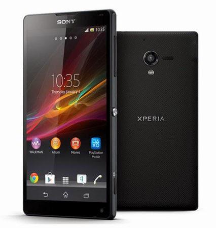 Sony, Sony Xperia, Sony Xperia ZL C6502