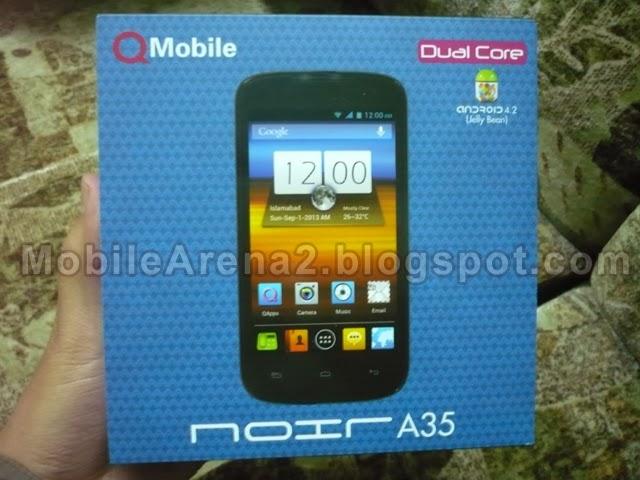 QMobile NOIR A35