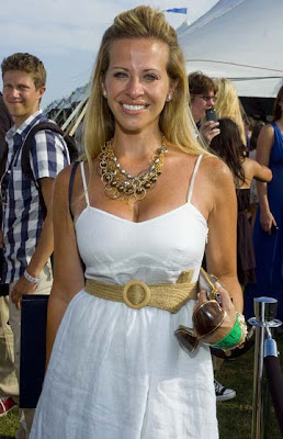 Dina Manzo Layered Gold Necklace