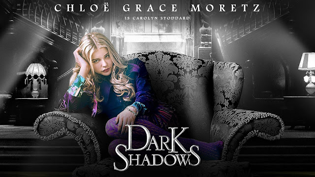 Cloe Moretz in Dark Shadows