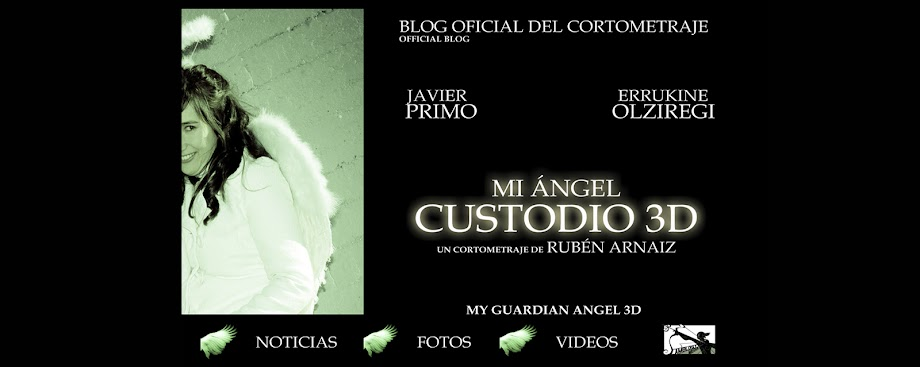 MI ÁNGEL CUSTODIO 3-D