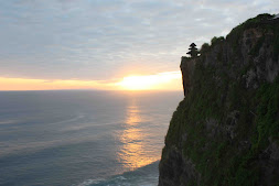 Uluwatu Sunset