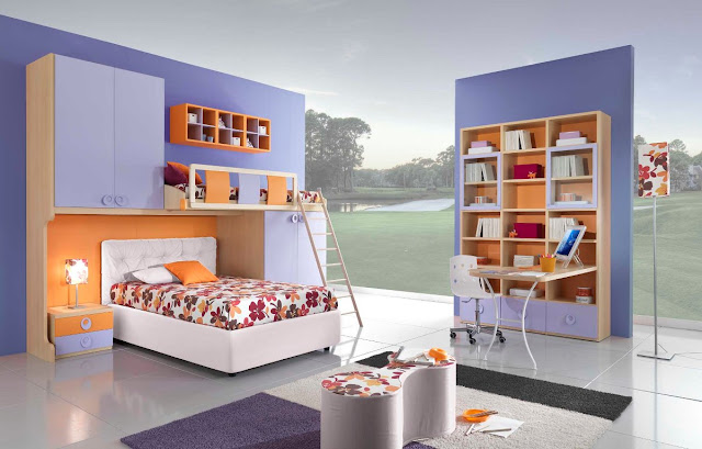 ide dco chambre ado fille moderne ides dco moderne - Idee Deco Chambre Ado Fille 15 Ans