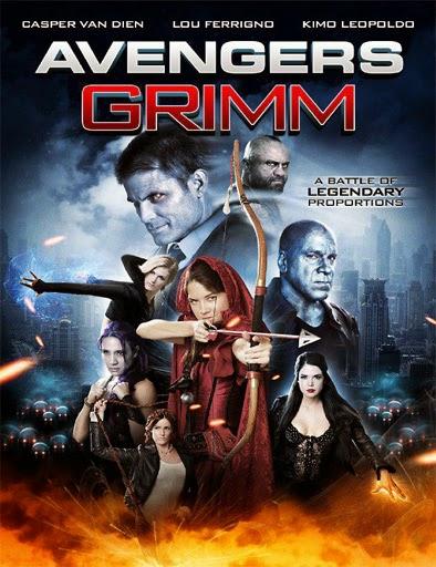 Avengers Grimm [2015] [Web-Rip] [Subtitulado]
