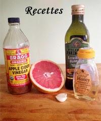 recette vinaigre de cidre