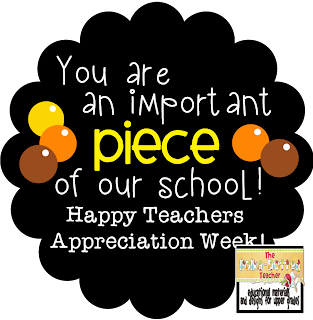 The Polka-dotted Teacher: Teachers/Nurses Appreciation ...