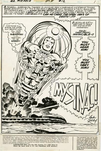 "Jack ""King"" Kirby"