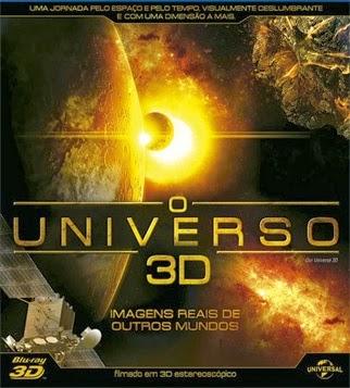 O Universo: Imagens Reais de Outros Mundos Dublado