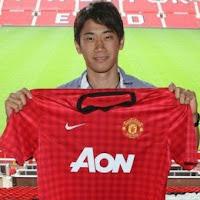 Shinji Kagawa Tidak Ingin Kostum No 7 Di Manchester United