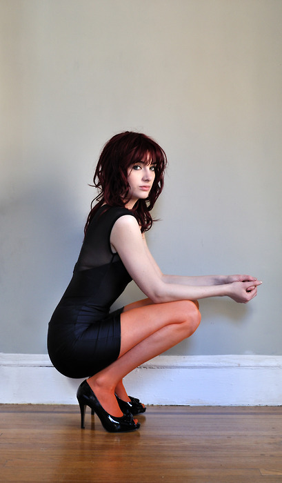 Susan Coffey Photo Shoot