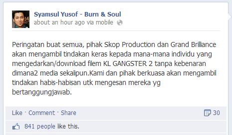KL Gangster 2 fulll movie