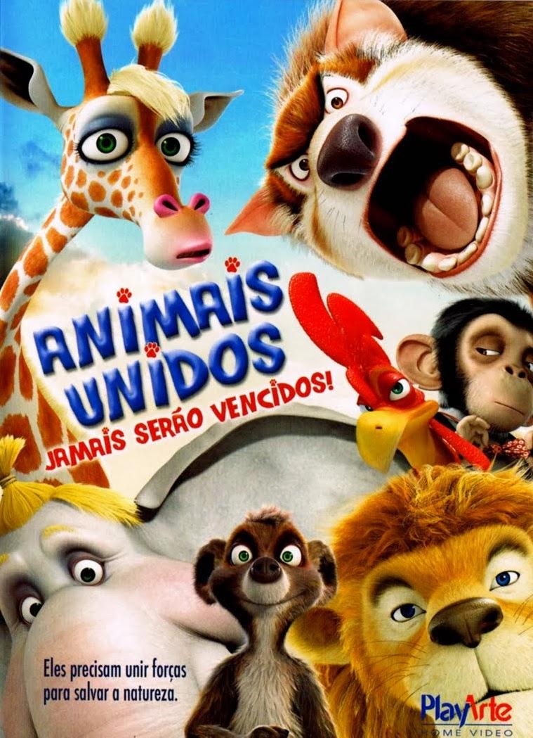 Animais Unidos Jamais Serão Vencidos – Dublado (2010)