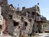 Mystery Castle di Phoenix, Arizona