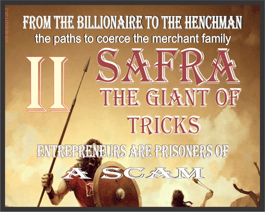 Click and know the whole story of Safra X Family Gobbo