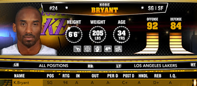 NBA 2K13 Roster with No Injuries (5-11-2013)