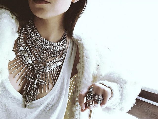 dylanlex - statement jewellery - necklace