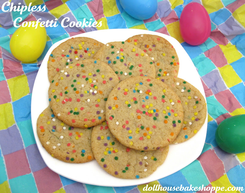 dog cookies confetti cookies smitten kitchen these confetti cookies ...