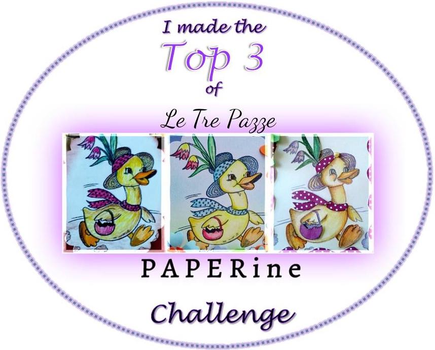 Sono arrivata nella Top 3: