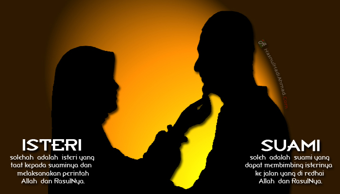 Antara 9 amalannya untuk mendapat isteri solehah atau suami soleh